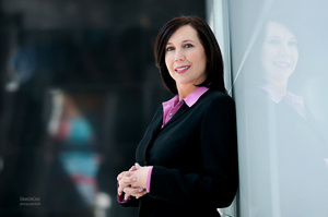 Executive Woman Portrait Photography